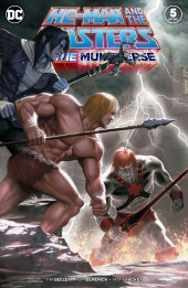 He-Man and The Masters of The Multiverse (2019) -5- Issue 5 of six