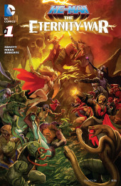 He-Man - The Eternity War (2014) -1- Flesh and Blood