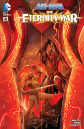 He-Man - The Eternity War (2014) -4- Threats and Promises