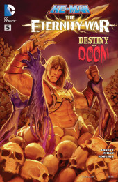 He-Man - The Eternity War (2014) -5- Past and Future