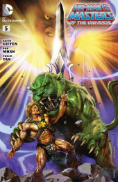 He-Man and the Masters of the Universe (2012) -5- The Sword and the Sorceress