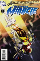 Seven soldiers: Mister Miracle (DC comics - 2005) -1- New godz