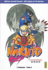 Naruto (Hachette) -4- L'intégrale - Tome 4