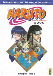 Naruto (Hachette) -5- L'intégrale - Tome 5