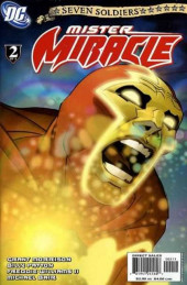 Seven soldiers: Mister Miracle (DC comics - 2005) -2- Drive by derby