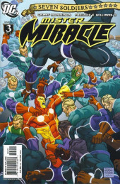 Seven soldiers: Mister Miracle (DC comics - 2005) -3- Radio bedlam