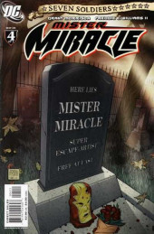Seven soldiers: Mister Miracle (DC comics - 2005) -4- Forever flavored man