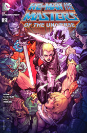 He-Man and the Masters of the Universe (2013) -2- Past Imperfect