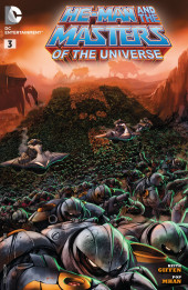 He-Man and the Masters of the Universe (2013) -3- Siege