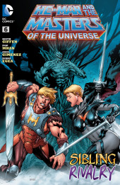 He-Man and the Masters of the Universe (2013) -6- Blood Ties