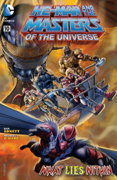 He-Man and the Masters of the Universe (2013) -10- What Lies Within, Part 4