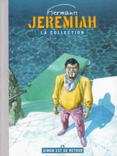 Jeremiah - La Collection (Hachette) -14- Simon est de retour