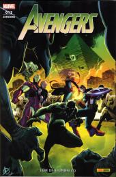 Avengers (Marvel France - 2020) -12- L'ère de Khonshu (1)