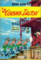 Lucky Luke -12a1962- Les Cousins Dalton
