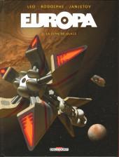 Europa -1- La Lune de glace