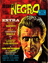 Dossier Negro -HS04- Extra dedicado a los vampiros