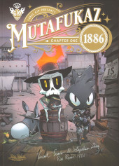 Mutafukaz 1886 -1- Chapter One