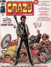 Crazy magazine (Marvel comics - 1973) -4- Crazy Gets Shafted