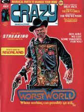 Crazy magazine (Marvel comics - 1973) -5- WorstWorld