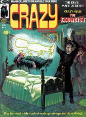 Crazy magazine (Marvel comics - 1973) -6- Crazy hexes The exorcist