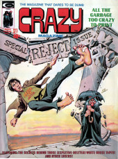 Crazy magazine (Marvel comics - 1973) -7- Special Reject Issue