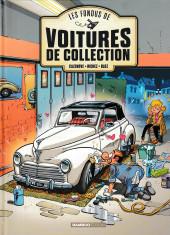 Les fondus de voitures de collection -2- Tome 2