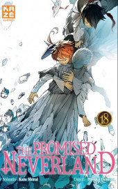 Promised Neverland (The) -18- Never Be Alone