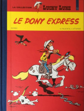 Lucky Luke - La collection (Hachette 2018) -5259- Le pony express
