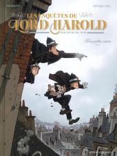 Lord Harold, douzième du nom (Les Enquêtes de) -2- Trois petites souris