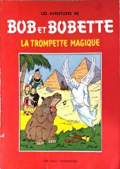 Bob et Bobette -5c1959- La trompette magique