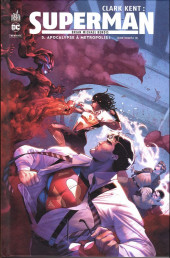 Clark Kent : Superman -5- Apocalypse à Metropolis !