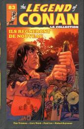 The savage Sword of Conan (puis The Legend of Conan) - La Collection (Hachette) -838- Ils règneront de nouveau