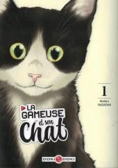 La gameuse et son chat -1- Tome 1