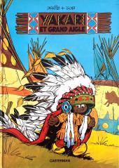 Yakari -1b1983- Yakari et grand aigle