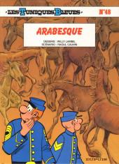 Les tuniques Bleues -48- Arabesque