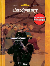 L'expert -2- L'étole du chaman