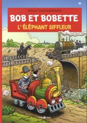 Bob et Bobette -356- L'éléphant siffleur