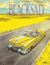 Blacksad (en portugais) -5- Amarillo