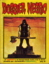 Dossier Negro -38- El verdugo