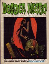 Dossier Negro -40- Fascinación