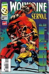 Wolverine (Marvel France 1re série) (1997) -44- Le fléau arrive!