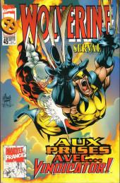 Wolverine (Marvel France 1re série) (1997) -45- Aux prises avec... vindicator!