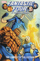 Fantastic Four by Jonathan Hickman -1- The Complete Collection Vol.1