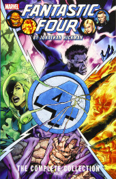 Fantastic Four by Jonathan Hickman -2- The Complete Collection Vol.2
