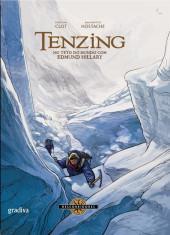 Tenzing (en portugais) - Tenzing - No teto do mundo com Edmund Hillary