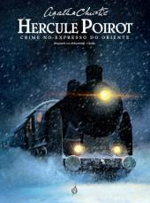 Hercule Poirot (en portugais) -1- Crime no Expresso do Oriente