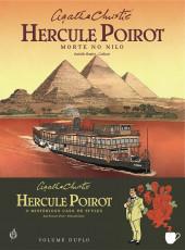 Hercule Poirot (en portugais) -3+5- Morte no Nilo / O misterioso caso de Styles