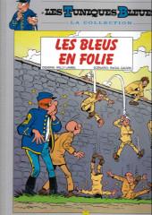 Les tuniques Bleues - La Collection (Hachette, 2e série) -2632- Les bleus en folie