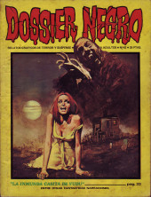 Dossier Negro -42- La inmunda casita de Vudú