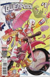 Unbelievable Gwenpool (The)  (Marvel comics - 2016) -1- The Unbelievable Gwenpool #1